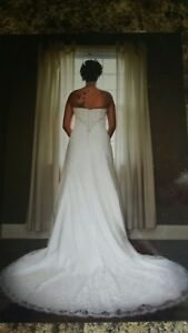 Wedding Dress and accessories reduced