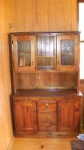 2 Piece display cabinet Kedron Brisbane North East Preview