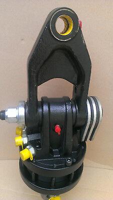 Pendelgelenk mit Bremse Kreutzgelenk Rotator Forstgreifer Kardangelenk-Neu
