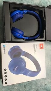 Bluetooth wireless headphone JBL E45BT blue perfect condition Haymarket Inner Sydney Preview