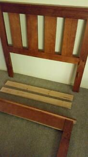 King Single Bedroom Package - solid timber