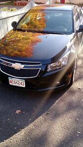 2012 Chevy Cruze LT Turbo - LOW mileage - Winter tires Incl!