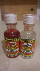 Queen flavoured essences for baking - FREE Oatley Hurstville Area Preview