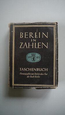 Berlin in Zahlen 1945