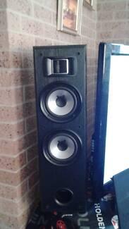 Kenwood home theater speaker system