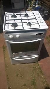 Westinghouse Stove Oven Sep Stove Dual Fuel N. Gas / Electric Ingleburn Campbelltown Area Preview