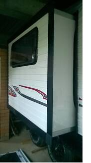 COMPLETE CARAVAN SLIDE OUT ROOM, MECHANIC, WINDOW, AWNING, WIRING