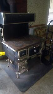 Certified Wood Cook Stove