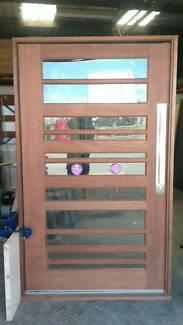 Pivot Entrance Door