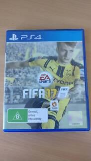 FIFA 17 PS4, Like New