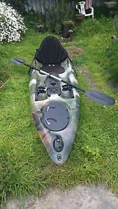 Dace Pro Angler Fishing Kayak New Town Hobart City Preview