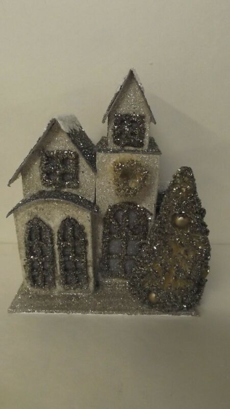 Bethany Lowe Putz The Little Old Cottage LC6428 New