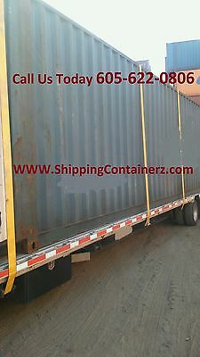 45' HC Shipping Container Storage container in Chicago, IL