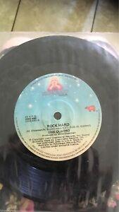 """Susie Quattro, rock hard, state of mind. 7"""" 45 vinyl vintage 1980"""
