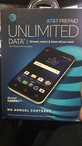 Selling Alcatel CameoX AT&T