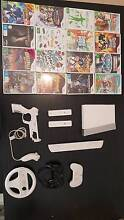 Wii console, Accessories and 16 Games Oakden Port Adelaide Area Preview
