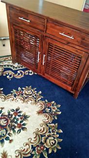 Wardrobe timber $99