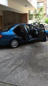 2000 Nissan Pulsar Sedan Westmead Parramatta Area Preview