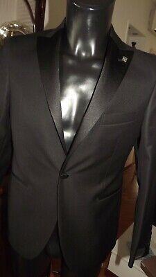 Tagliatore Naples Tailoring Smoking Black 48 950,00 Cart. Cool LANA7445644313308