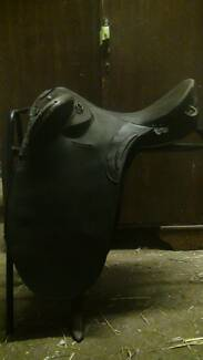 Stock saddle for sale Greenbank Logan Area Preview