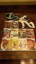 Wii Console and 10 games Upper Ferntree Gully Knox Area Preview