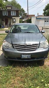 2007 Chrysler Sebring 4dr sedan for sale original kms 103100
