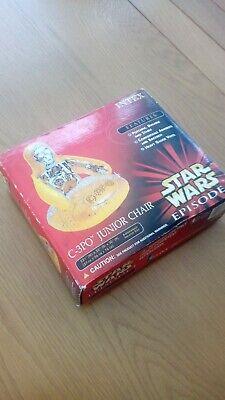 Star Wars Episode I Intex C-3PO Junior Inflatable Vinyl Chair