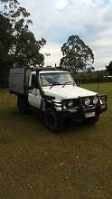 1994 Toyota LandCruiser Ute HZJ75 Canungra Ipswich South Preview
