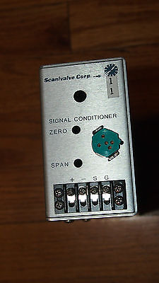 Scanivalve Corp. Signal Conditioner Model Scsg2 620