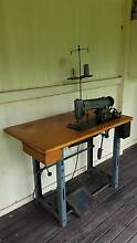 INDUSTRIAL SINGER SEWING MACHINE 196K205 Cooroy Noosa Area Preview