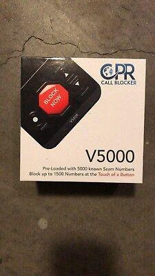 Cpr V5000 Call Blocker   Block All Robocalls Political Calls Scam Calls Unwan
