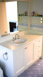 BATHROOM VANITY/SINK/CUPBOARDS Chatswood Willoughby Area Preview