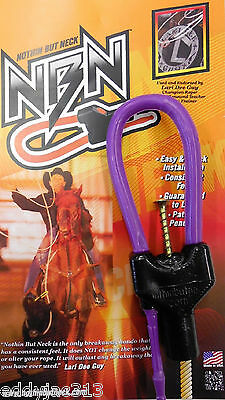Nothin But Neck Purple Breakaway Honda by Cactus Ropes New (Shipping Included)