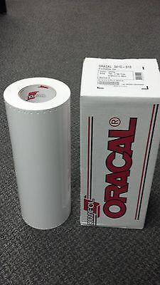 Oracal 651 1 Roll 15x50yd150ft White 010 Gloss Sign Vinyl