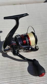Shimano stradic ci4+ fishing reel