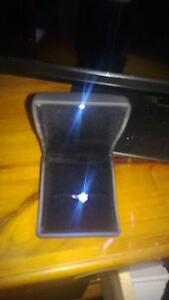 NEW 1.07 CT G/H ROUND DIAMOND SOLITAIRE ENGAGEMENT RING 14K WHIT Melbourne CBD Melbourne City Preview