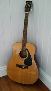 Yamaha Electric Acoustic Guitar FX310 Taringa Brisbane South West Preview