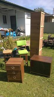 Wardrobes, Coffee Table, Stools, Duchess, Drawers, TV Cabinet Toongabbie Parramatta Area Preview