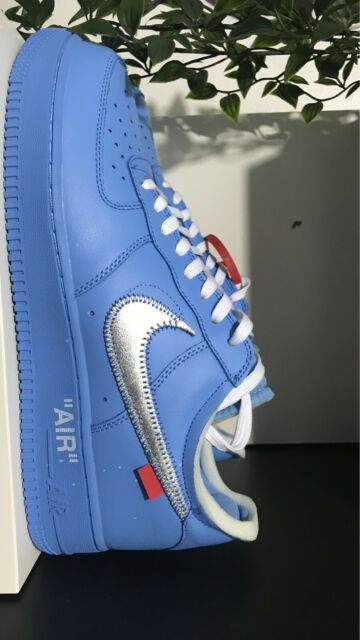 Exact replicas for off white Nike Air Force 1 mca | Men's Shoes