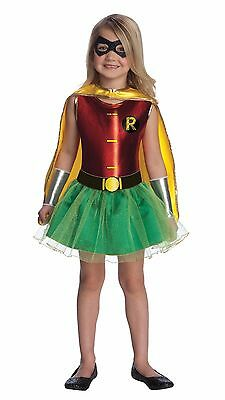 Rubies DC Comics Robin Tutu Batman Joker Child Girls Halloween Costume 881628 - Batman And Robin Tutu Costumes