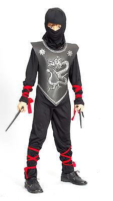 Drachenninja-Kostüm für Jungen Cod.173863 ()