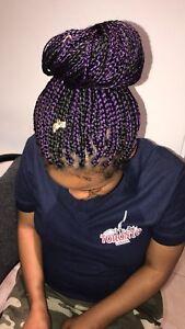 Hair braider call 6477658147