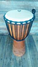 African Djembe Bongo Drum New Coolum Beach Noosa Area Preview