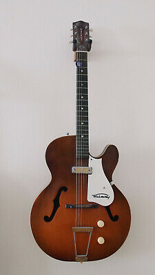 Classic 1960s Harmony Rocket Vintage Guitar - Excellent Condition! (see photos)