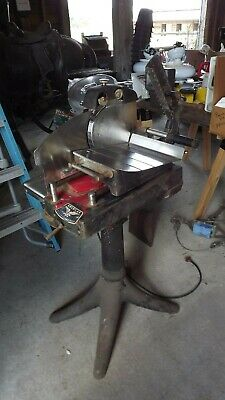 Vintage Meat Slicer Machine American Slicing Co. Works Great