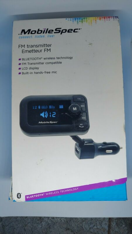 MobleSpec FM Transmitter (MBS13203)