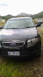 2009 Ford Territory Wagon Zeehan West Coast Area Preview