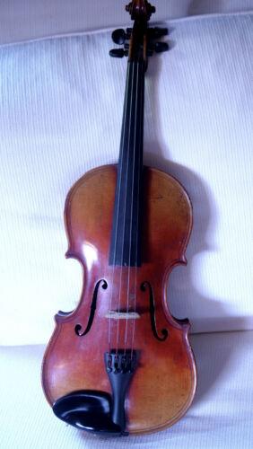 Vintage 4/4 Violin Maggini 1625 Giovan Paolo Maggini Brefcia. Plays beautifully