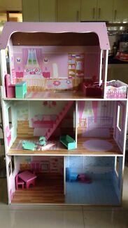 Wooden dollshouse Cleveland Redland Area Preview