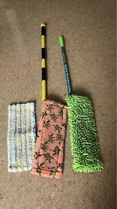 SOLD Pending PickUp - Cleaning mops enjo and Sabco microfiber